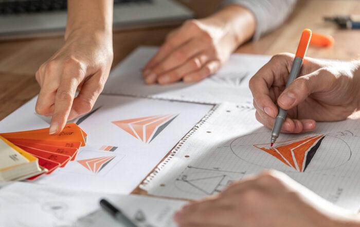 Konzepterstellung Grafik