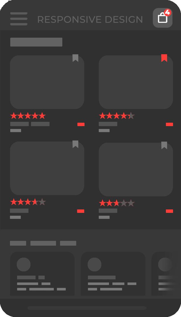 mobil optimiert responsive